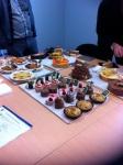 First cake testing at work