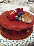 Macaroon cake :)