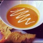 Pumpkin soup (L)