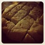 Tortilla at the tapas place