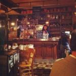 The tartine restaurant